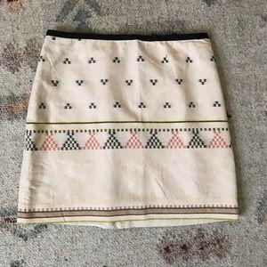 Madewell Gamine Mini Skirt